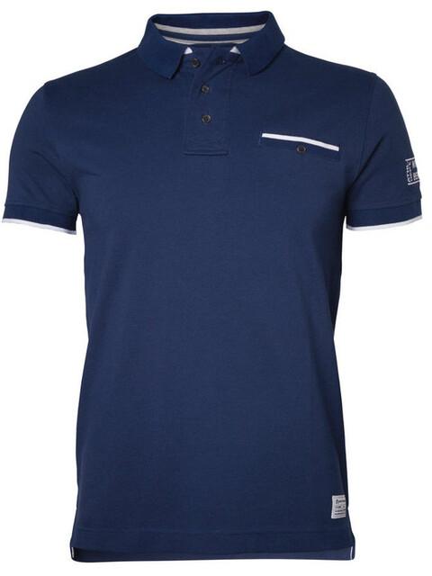 North Bend Baseline - T-shirt manches courtes Homme - bleu